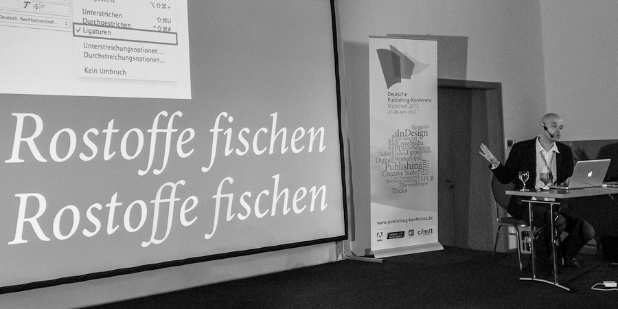 Publishing-Konferenz